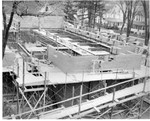 Blake Hall Construction, SUNY Geneseo by Unknown