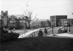 Campus Scene by Unknown