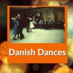 Danish Dances at Danish Brotherhood Hall, Penn Yan, NY, 1989 by James W. Kimball