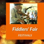 Fiddlers' Fair at Genesee Country Village & Museum, Mumford, NY,  August 19 and 20, 1989