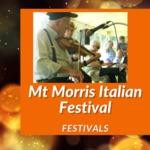 Mt. Morris Italian Festival Square Dance, Mount Morris, NY, 2005 and Square Dance with Hilt Kelly and His Sidekicks, Roxbury, NY, 2005 by James W. Kimball