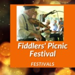 Fiddlers' Picnic Festival, Osceola, NY, 1981