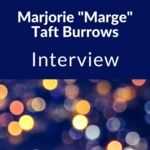 Interview with Marge Burrows Marvin