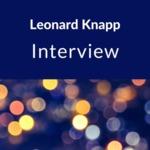 Interview with Leonard Knapp, Watkins Glen, NY, November 1996