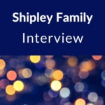 Interview with Shipley Family, Toronto, Canada, 1990