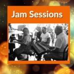 Jam Session with Frederick Ladley, Livingston County Skilled Nursing Facility Auditorium, Mount Morris, NY, 1992