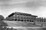 Milne Library by John C. Wenrich