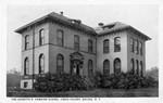 Jeanette R. Hawkins School. Craig Colony, Sonyea, N.Y. by Herman Gordon