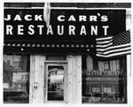 Jack Carr's Restaurant, Geneseo, N.Y.