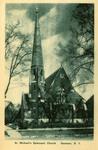 St. Michael's Episcopal Church, Geneseo, N.Y.
