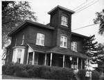 The Alpha Delta Epsilon sorority house, Geneseo, N.Y.