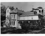 House with bay windows, Geneseo, N.Y.