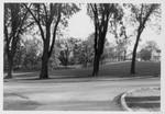Parking lot at SUNY Geneseo, Geneseo, N.Y.