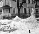 Pile of Snow, Geneseo, N.Y.
