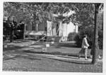 Walkway Signs House, Geneseo, N.Y.