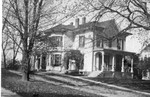 Double Bay Window House, Geneseo, N.Y.