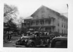 Emerson Hall Fire, Geneseo, N.Y.