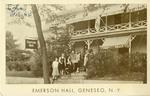 Emerson Hall, Geneseo, N.Y.