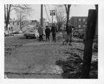 Men on Bank Street, Geneseo, N.Y.
