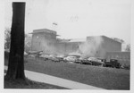 Wadsworth Auditorium under construction
